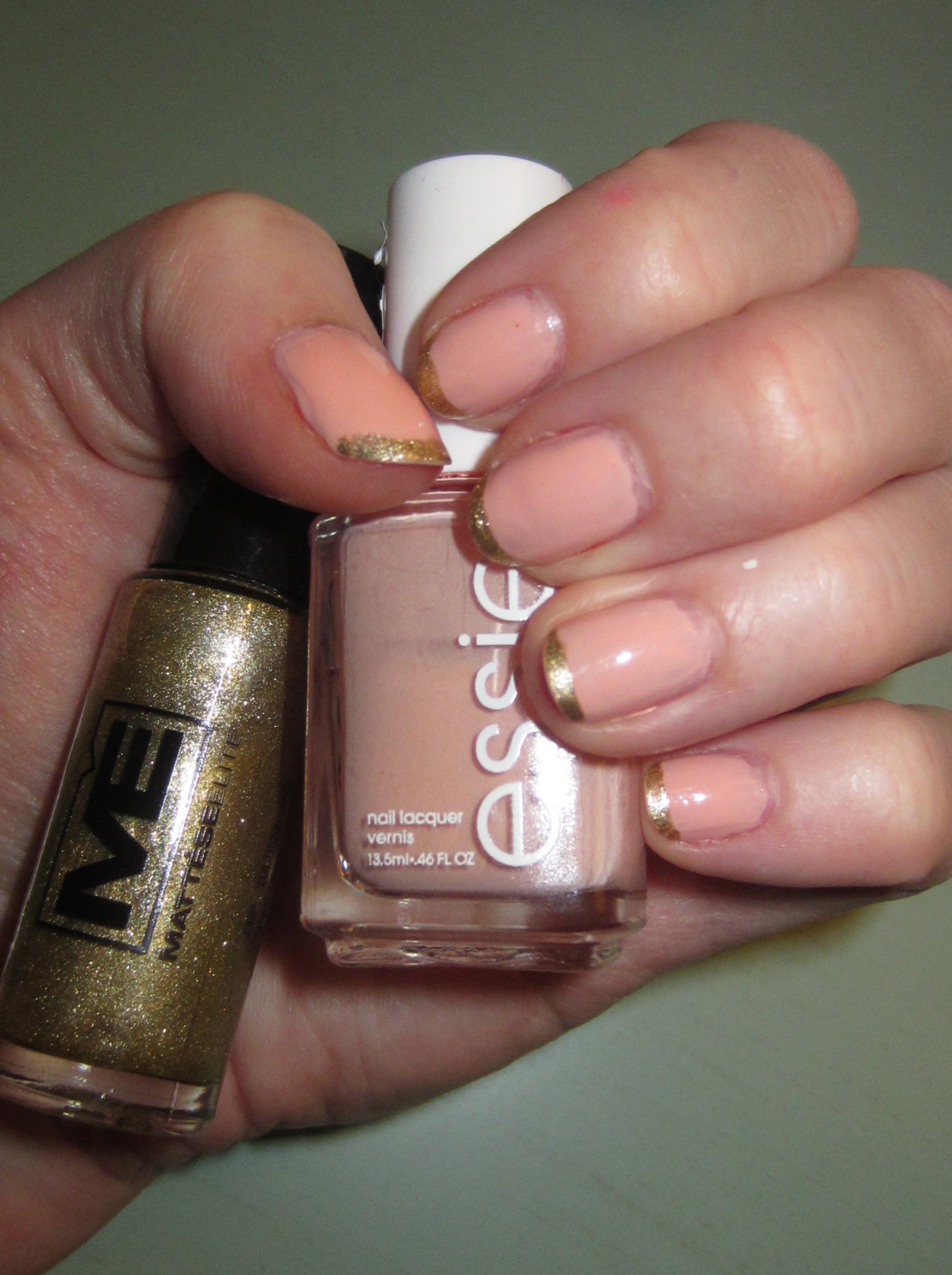 How to paint french nails perfectly