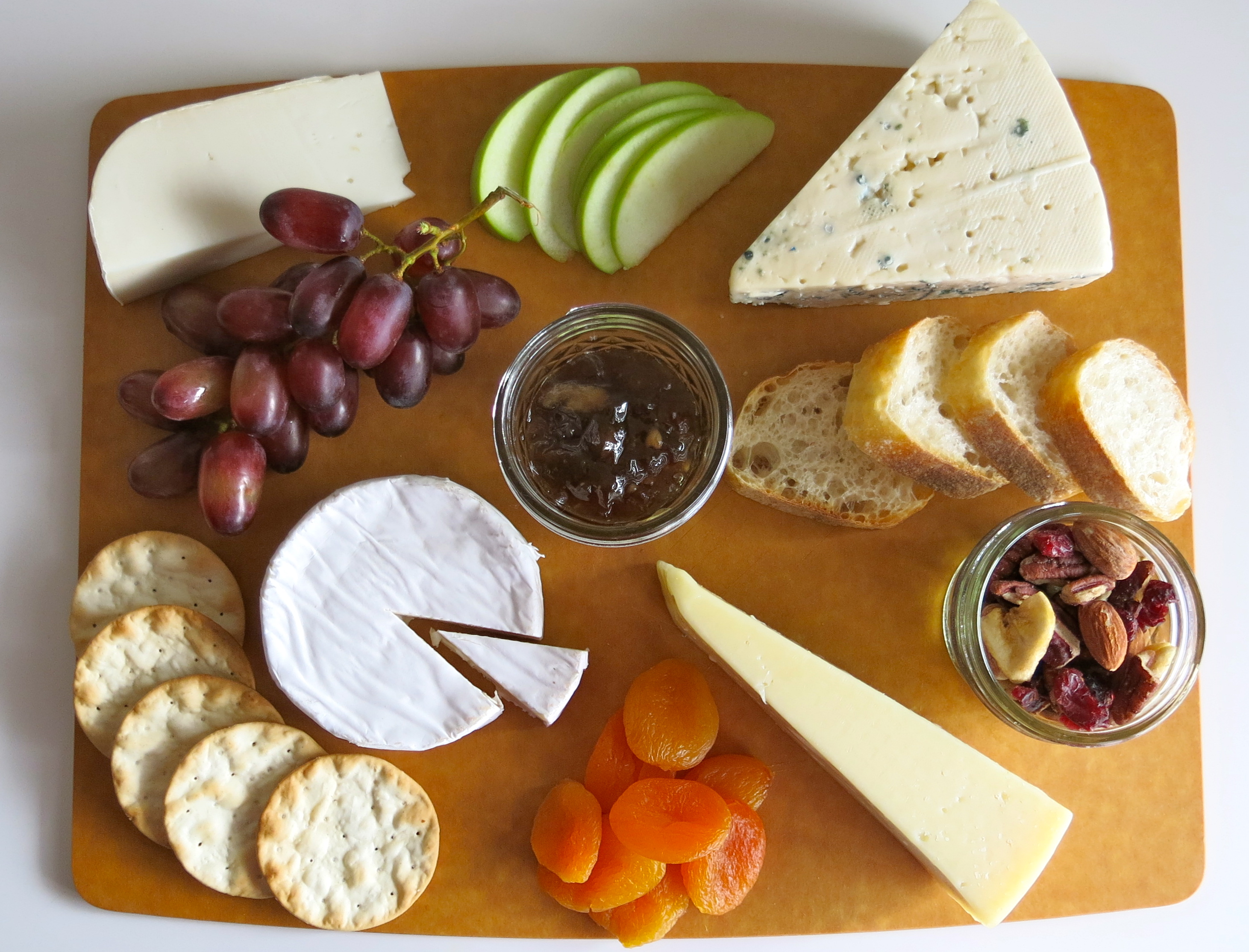 Cheese Platter Essentials Nuts And Bolts