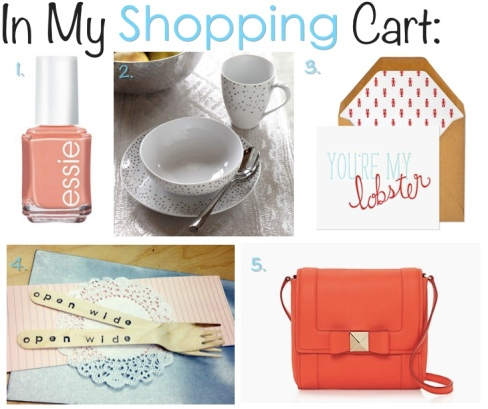 In My Shopping Cart 4